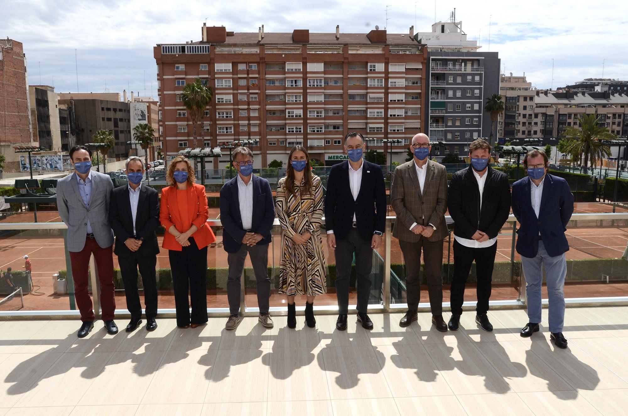 El mejor tenis femenino vuelve a la capital del Turia con el BBVA Open Internacional de Valencia